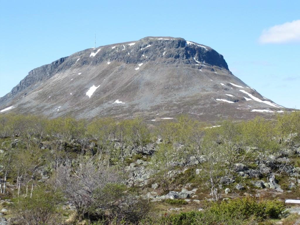 Saana Fjell – Kilpisjärvi