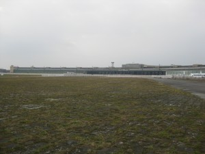 Templehof zone of regeneration